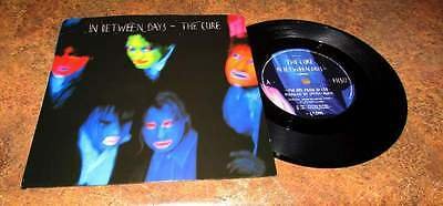 The Cure 1985 UK Fiction P/S 45 In between days