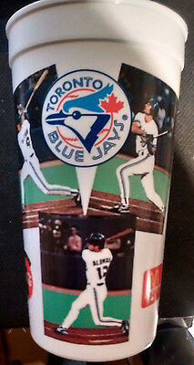 Toronto Blue Jays /McDonald's Once in a Century Drinking Cup - Rare  1993