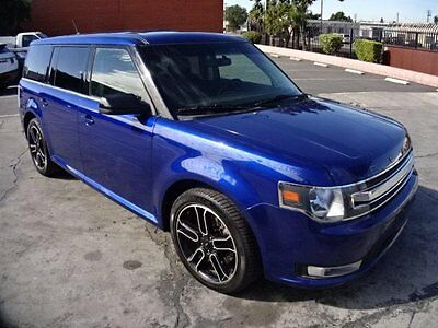 2014 Ford Flex SEL Rebuilder Project!! Loaded!! Options!! 2014 Ford Flex SEL Salvage Rebuilder Loaded Options!! 3RD Row Seat!! L@@K!!