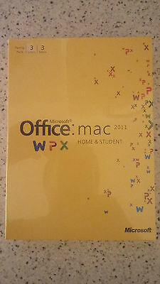 Microsoft Office For Mac 2011 Home And Student Family Pack