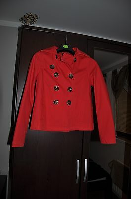 Red Jacket  For Girls 14/15 Years