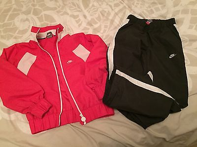 Girls Nike Tracksuit aged 10 to 12 years