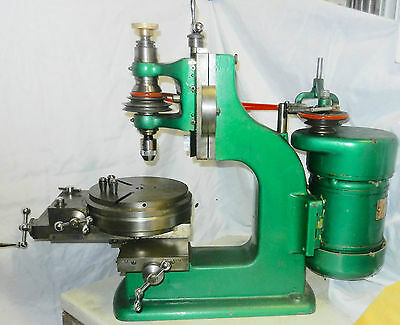 Sigma Jones jig borer, precision milling for watchmakers & modellers, no reserve