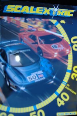 Scalextric 35Th Edition Catalogue