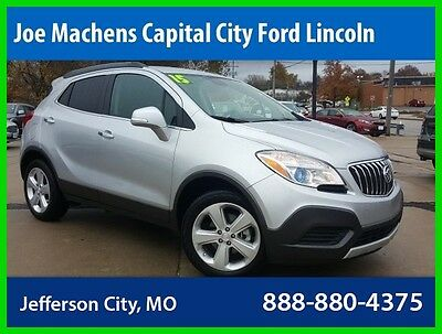 2015 Buick Encore Base Sport Utility 4-Door 2015 Used Turbo 1.4L I4 16V Automatic FWD SUV Premium OnStar