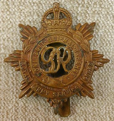 Royal Army Service Corps Cap Badge,  44 x 44mm