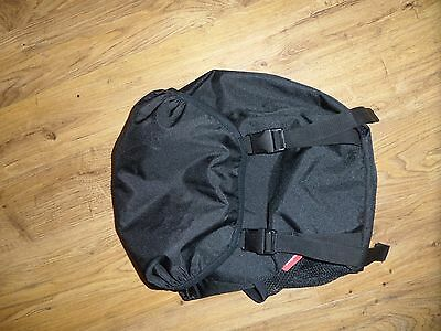 Phil & Ted's Saddles Pannier Storage Saddle Bag - Black - Very Good Conditi