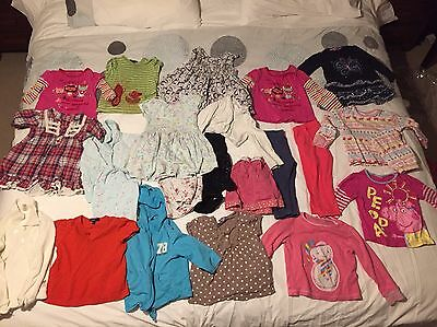 Bundle Of Girls Clothes 18-24 Months (1.5-2 Years)