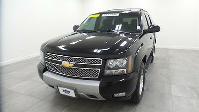 2011 Chevrolet Tahoe LT Sport Utility 4-Door 2011 Leather Dual Climate One-Owner 3rd Row Seats