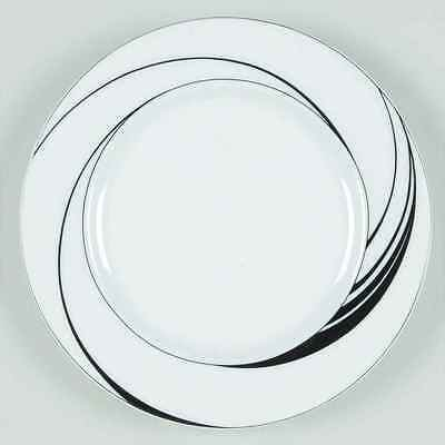 Block WHITE PEARL Salad Plate 36409