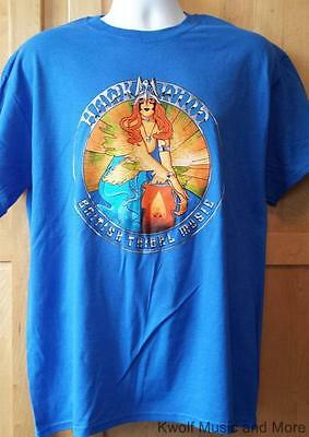 """HAWKWIND T-Shirt  """"British Tribal""""  Official/Licensed Rock Shirt   Size:XL   NEW"""