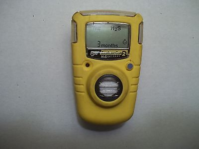BW Technologie GAS ALERT CLIP 2 H2S EXTREME MONITOR INDUSTRIAL SAFETY GA24XTH