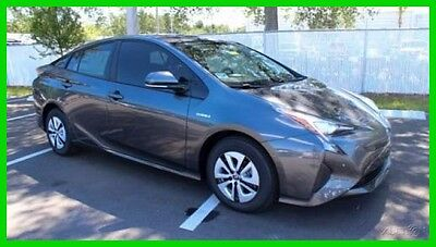 2016 Toyota Prius Four 2016 Four New 1.8L I4 16V Automatic FWD Hatchback