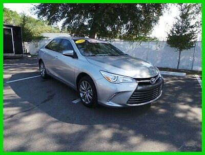 2016 Toyota Camry XLE 2016 XLE Used Certified 2.5L I4 16V Automatic FWD Sedan