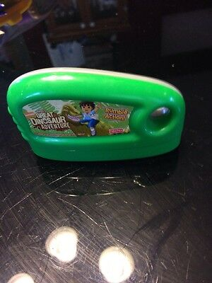 Fisher Price Smart Cycle Diego's Great Dinosaur Adventure Software