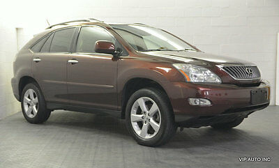 2008 Lexus RX AWD 4dr RX350 All Wheel Drive Premium Plus Mark Levinson Sound Nav Camera Heated Seats