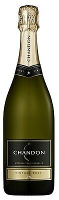 Chandon Vintage Brut 2012 (6 x 750mL), VIC.