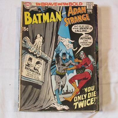Brave and the Bold (Batman) 90 VG  SKUA20085 25% Off!