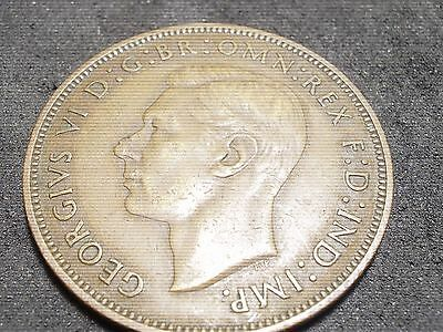 1946 Great Britain large penny (2) - -sh Canada is 1.50