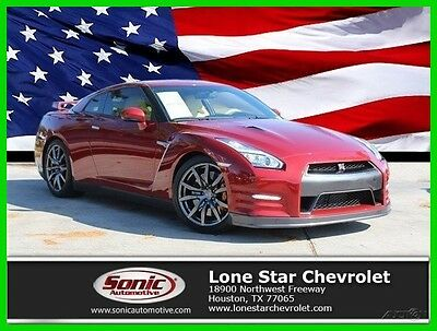 2015 Nissan GT-R Premium 2dr Cpe 2015 Premium 2dr Cpe Used Turbo 3.8L V6 24V Automatic All-wheel Drive Coupe Bose