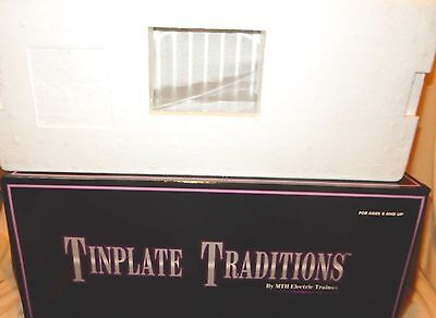 Mth Tinplate Traditions 10-1016 Hellgate Bridge For Standard Or O Gauge-New W Bx