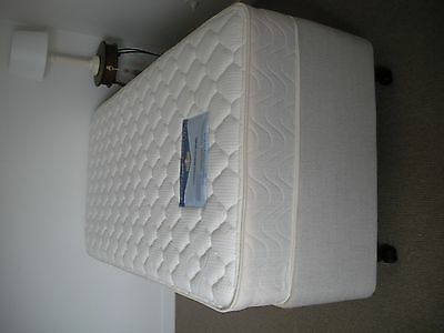 Ther-a-pedic single trundle bed (Backcare Comfort Deluxe mattress)