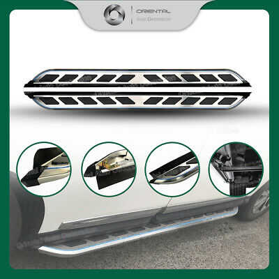Aluminum Side Steps Running Board For Volkswagen Touareg 2011-2017 #66