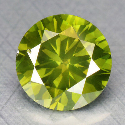 FIERY 1.20 Cts WOW TOP SPARKLING BEST GREEN COLOR NATURAL LOOSE DIAMONDS