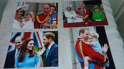 Photos real Pictures Prince William kate and royal family wedding buckingham