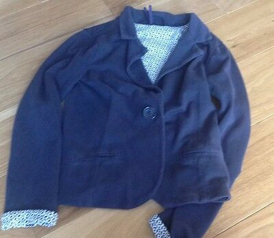 Blue Next Girls Smart Jacket Age 10