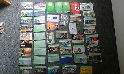 Joblot Of Bt British Telecom Phonecards Phone Cards Some Repeats About 80