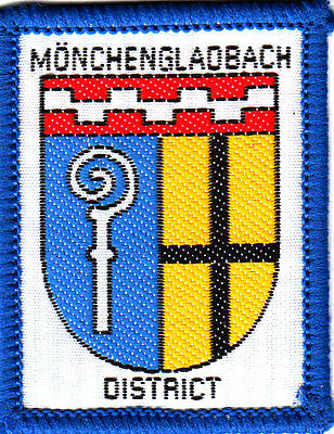 Boy Scout Badge Ext MONCHENGLADBACH British Scts W Europe