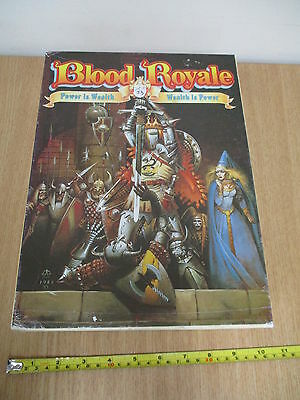 Blood Royale by Games Workshop Role-Playing War Game