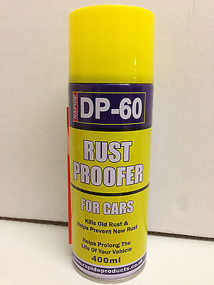 DP-60 RUST PREVENT Cleaner & Rust Proofer Rust Stopper LONG LASTING