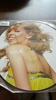 """Kylie Minogue - I Believe In You. Limited Edition 12"""" Picture Disc"""