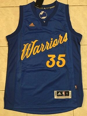 Kevin Durant Golden State Warriors NBA Christmas Jersey 2016