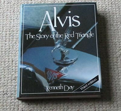 Alvis The Story of the Red Triangle