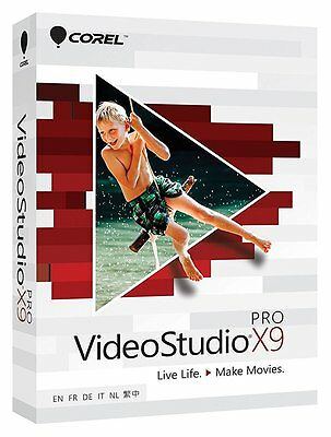 Corel VideoStudio Pro X9 Video Editing for All Levels of Expertise
