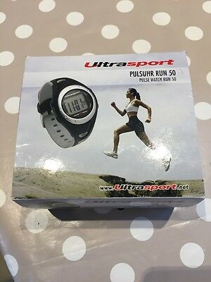 Heart Rate Monitor Fitness Watch - Ultra sport
