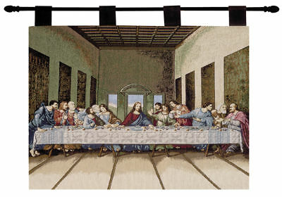 The Last Supper ~ Christian Jesus Tapestry Wall Hanging