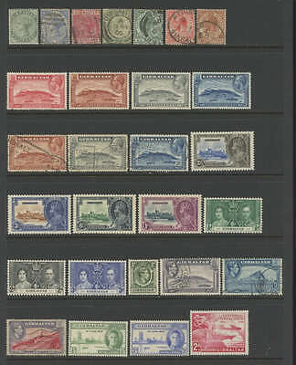 Gibraltar Collection Mint & Used
