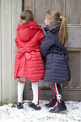 Girls Coat In 2 Colours