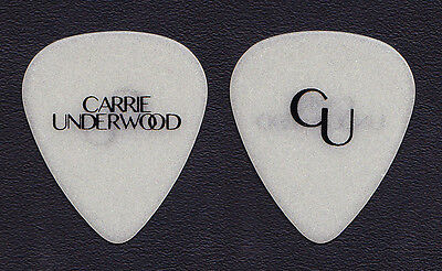 Carrie Underwood Glow Guitar Pick - 2016 Storyteller Tour