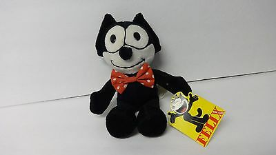 FELIX THE CAT  With Tag PLUSH STUFFED TOY 1996