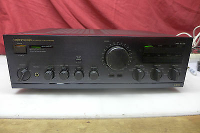 Onkyo  A-8450 Integra Stereo Amplifier Verstärker international shipping