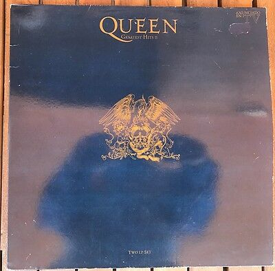 Queen - Greatest Hits 2 Spain Double lp