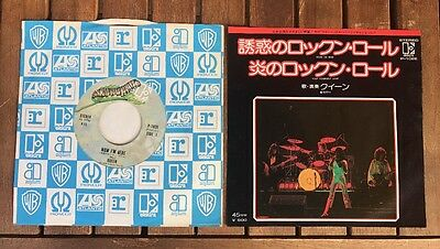 Queen - Now I'm Here - Japan 7''