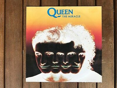 Queen - The  Miracle - Europe 7''