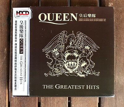 Queen - The Greatest Hits HDCD double cd