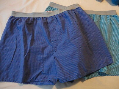 Lot of 2 NEW  Vintage Fruit of t he Loom  Boxer UNDERWEAR  size 2 XL